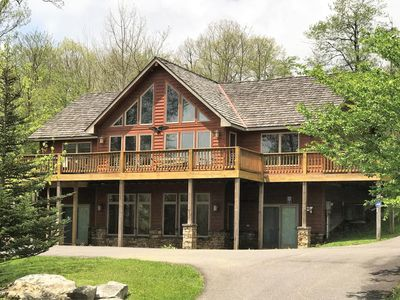 Photo for 4BR Cabin Vacation Rental in McHenry, Maryland