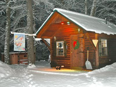 Photo for Bunny Hill Cabin - Studio Chalet, Sleeps 3