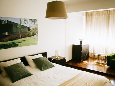 Photo for NEW Typical and bright apartment in Campo Grande, Lisbon