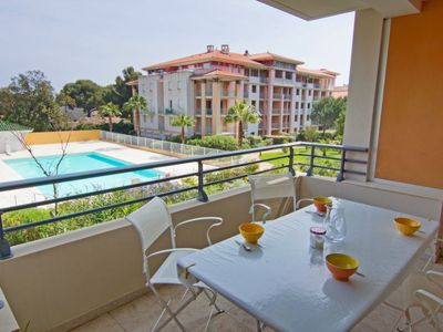 Photo for Apartment Le Grand Parc  in Saint Aygulf, Cote d'Azur - 6 persons, 2 bedrooms