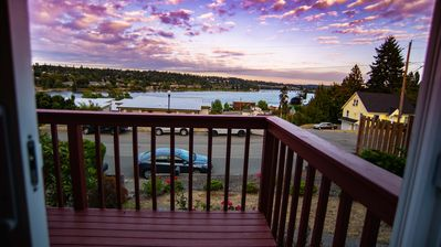 Photo for BREATHTAKING Puget Sound Views!