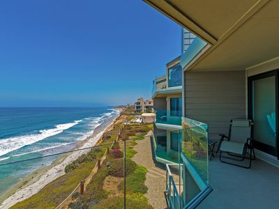 Photo for 20% OFF JULY - Oceanfront w/ Sweeping Views, Pool, Spa + Tennis Court