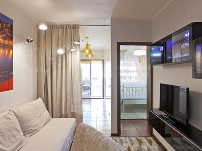 Photo for 1BED + SOFA & TERRACE | 2-4 PAX | PORT HISTORIC CENTER WIFI