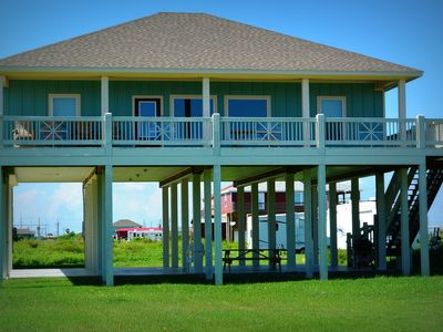 Photo for 4 CATCHIN' RAYS - 4 Bedroom 2 Bath Vacation Rental Home, Crystal Beach, Texas