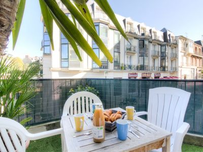 Photo for Apartment Les Mouettes in Dinard - 4 persons, 1 bedrooms