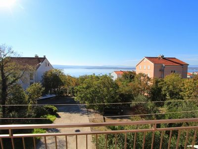 Photo for Holiday apartment Dramalj for 6 - 7 persons with 3 bedrooms - Holiday apartment