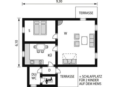 Photo for Vacation home Haukedalspanorama (FJS257) in Haukedalsvatn - 6 persons, 2 bedrooms