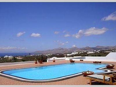 Photo for Exceptional Spacious Stylish Villa with Private Heated Pool. Sea views.