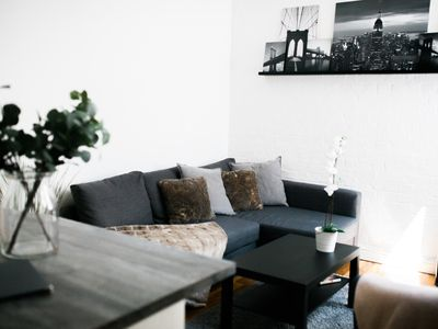Photo for Beautiful open plan living in the heart of the city centre