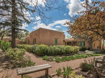 Photo for Luxurious Remodeled Adobe Compound in Historic Eastside, 4 min walk to Canyon Rd