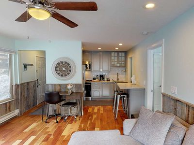 Photo for 1BR Condo Near Canyons Village - Recently Renovated w/ Full Kitchen
