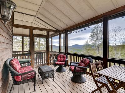Photo for 3BR Cullowhee House w/Tranquil Setting!