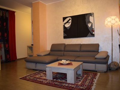 Photo for A casa di Giovina, a large apartment in the heart of Salento ..................