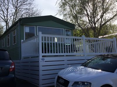 Decking and parking