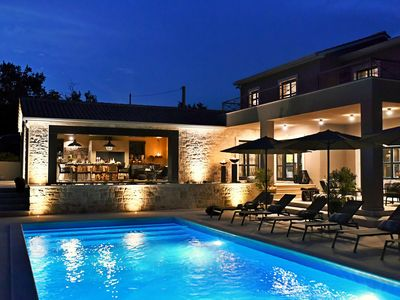 Photo for Modern Villa Nautilus, in Istria, with a Pool