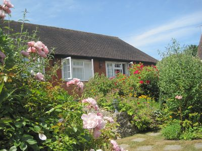 Photo for Lavender Cottage 5* family & wheelchair friendly, tennis court beautiful grounds