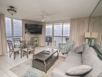 Photo for OMG BEST PELICAN UNIT - CORNER W/INCREDIBLE VIEWS! BEACH, POOL & FUN! YES PLEASE