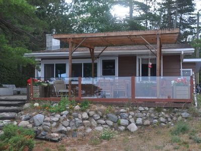Memories of a lifetime:  Classic updated Lake Michigan Knotty Pine Cottage