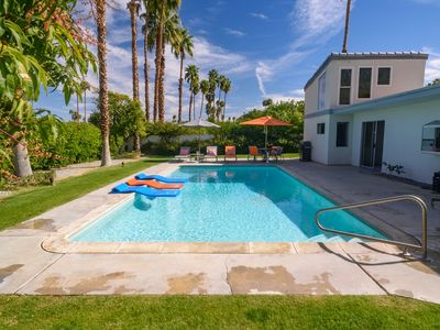 Photo for Mid-Century Charmer with Private Pool & Huge Back Yard - City ID # is 4091