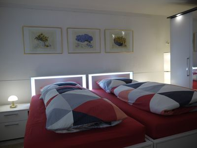 Photo for 1BR Apartment Vacation Rental in Bad Zwischenahn, NDS