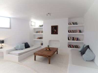 Photo for 2BR Villa Vacation Rental in Folegandros