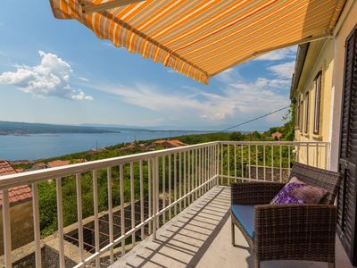 Photo for Holiday house Crikvenica for 4 - 6 persons with 2 bedrooms - Holiday house