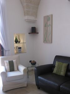 Photo for Exquisite 18th century house in Ostuni's historical centre with 2 roof terraces