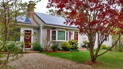 Photo for BEAUTIFUL HOME & PROPERTY CONVENIENT TO NANTUCKET SOUND AND CAPE COD BAY BEACHES