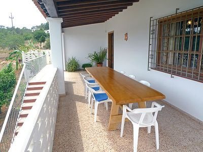 Photo for Vacation home Can Pep Jaume in Sant Carles Peralta - 6 persons, 3 bedrooms