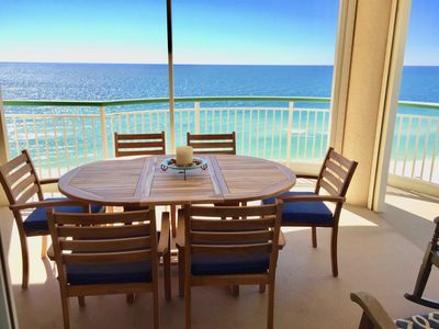 Photo for JULY AVAILABILITY- Beach Colony Resort Gulf Paradise 10th Floor