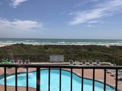 Photo for Beachfront, Luxury, Updated, New Listing $$$, Great Location, Large Corner Unit!