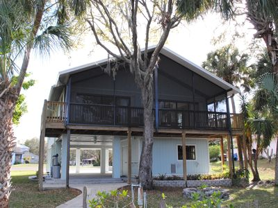 Waterfront Home on the Little Manatee River on Florida's Gulf Coast
