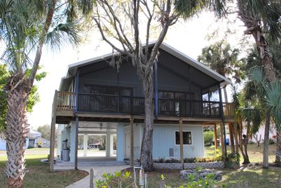 Waterfront Home on the Little Manatee River on Florida's Gulf Coast -  Southside Rural Community