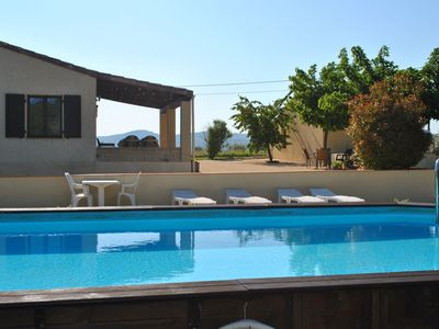 Photo for Holiday cottages Le Soleil Souriant Sud Ardèche