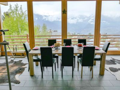 Photo for Vacation home Chalet Arvine in Nendaz - 8 persons, 4 bedrooms