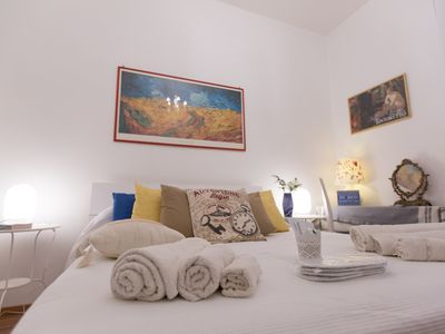 Photo for Stylish Apartment In Central Rome Family Friendly