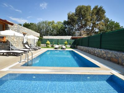Photo for KAY3100-Private Holiday Villa For up to 8 People in Kayakoy