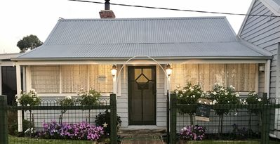 Photo for This seaside home is less than one hours drive from Melbourne CBD.