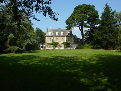 Photo for Nice And Charming Manor In Dinard- Saint Malo