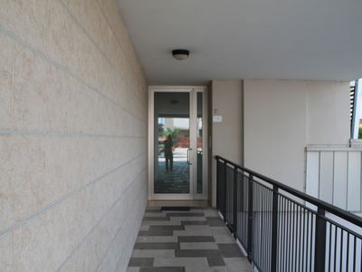 Photo for Cozy new flat in a modern building with a relaxing patio