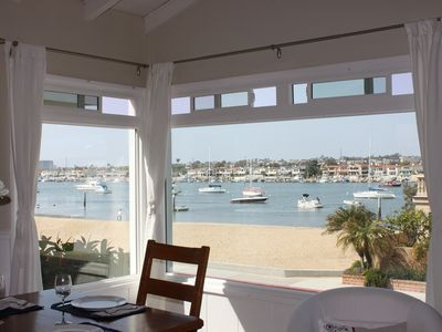 Photo for Best Priced Luxury Beach Front Views in Newport Beach