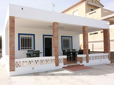 Photo for Single-family at the foot of the Oliva beach in the Urb. Kiko, on a private plot