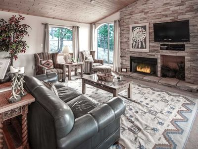 Photo for About Time, 3 Bedrooms, Fireplace, Gas Grill, WiFi, Sleeps 8