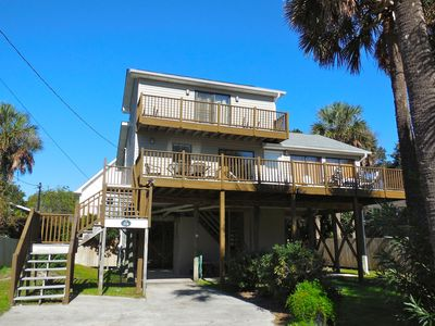 Photo for Compass Rose II - Enjoy Ocean Breezes and Views from Deck