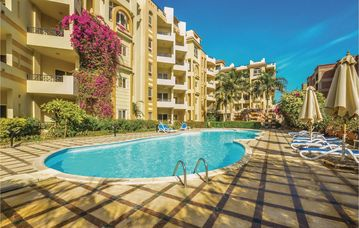 2 bedroom accommodation in Hurghada