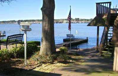 Photo for Amazing Lake House on the Shores of Beautiful Lake Conroe