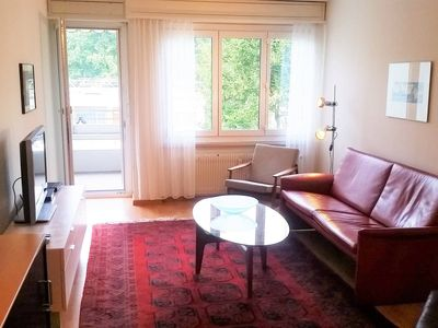 Photo for Ruth Grädel Zollikof · Cozy 2 bedrooms flat just 5 minutes from Bern