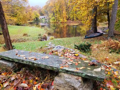 Photo for Beautiful Country Retreat Just One Hour from NYC!