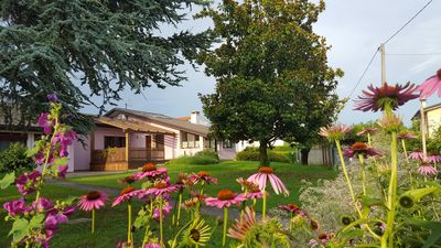 Photo for Semi-detached house with garden in a quiet area of Padua