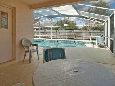 Photo for ONLY A FEW MINUTES FROM DISNEY!! BBQ GRILL, POOL TABLE, FREE WIFI!!